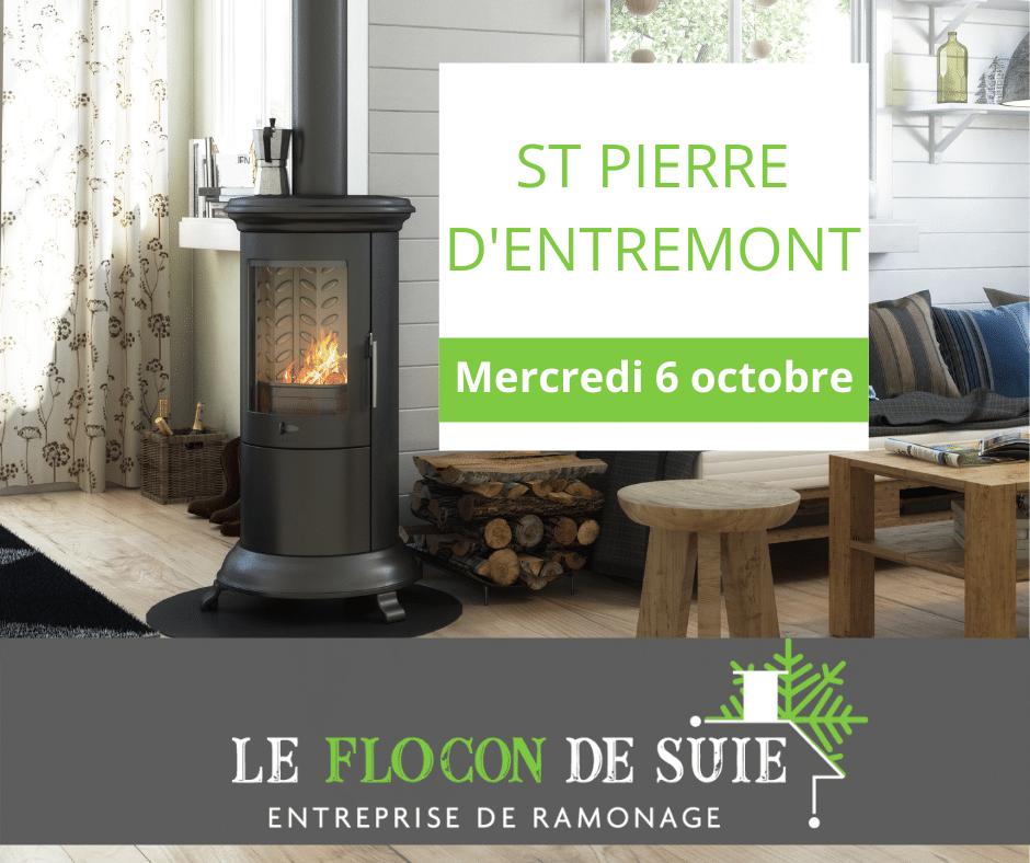 Créneau disponible – Saint Pierre d'Entremont